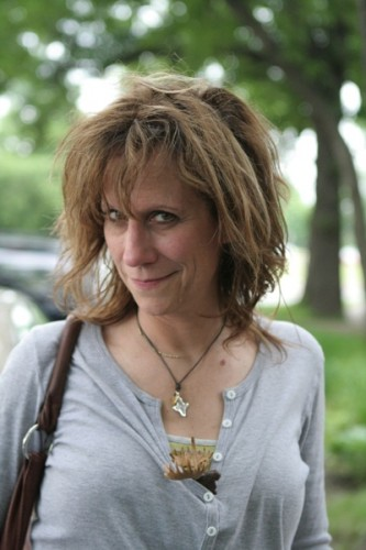 Brian's favorite comic genius, head of LadyParts Justice, and co-creator of the Daily Show, Lizz Winstead! Is it warm in here?