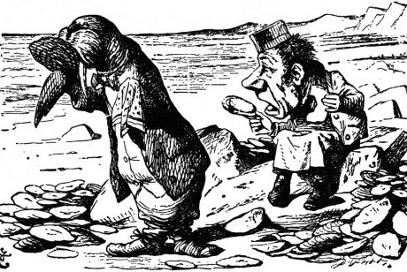 WALRUS john tenniel 3