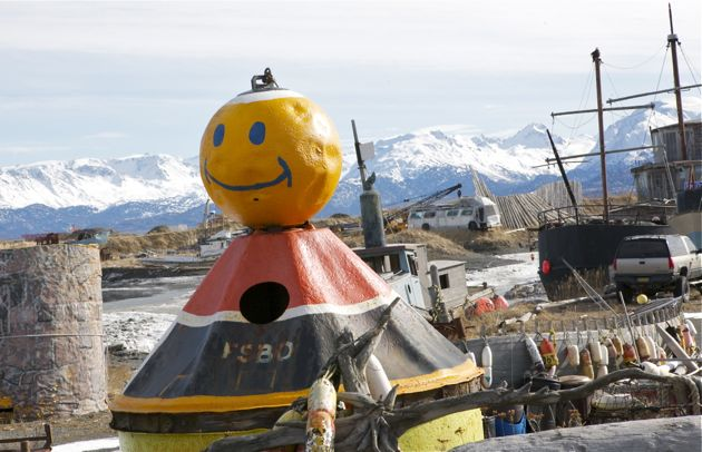Not sure if this happy buoy is really For Sale By Owner.
