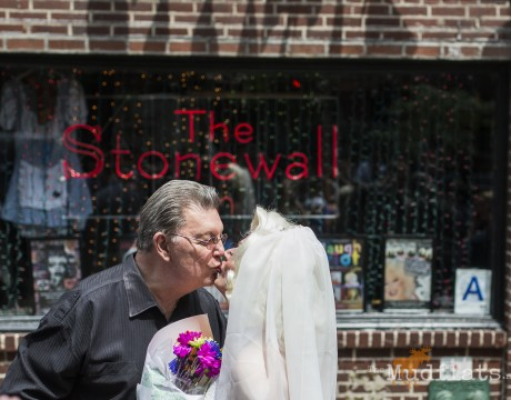 NYC Reacts to Gay Marriage  Ruling at Stonewall Inn