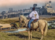 Photo by Redhawk at Standing Rock